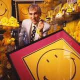 Harvey Ball, commercial artist from Worcester,Massachusetts, designed the smiley face in 1983