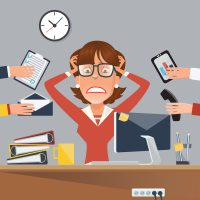The Effects of Stress on Employee Health, Engagement and