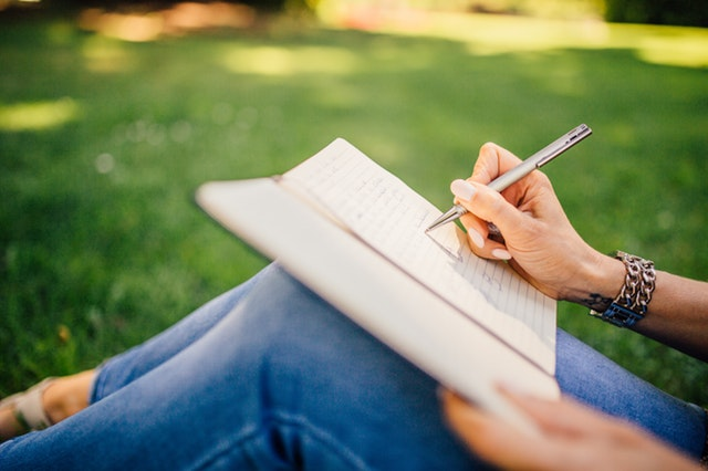 """Featured image for """"Journaling: A Powerful Technique for Stress Reduction and Goal Achievement"""""""