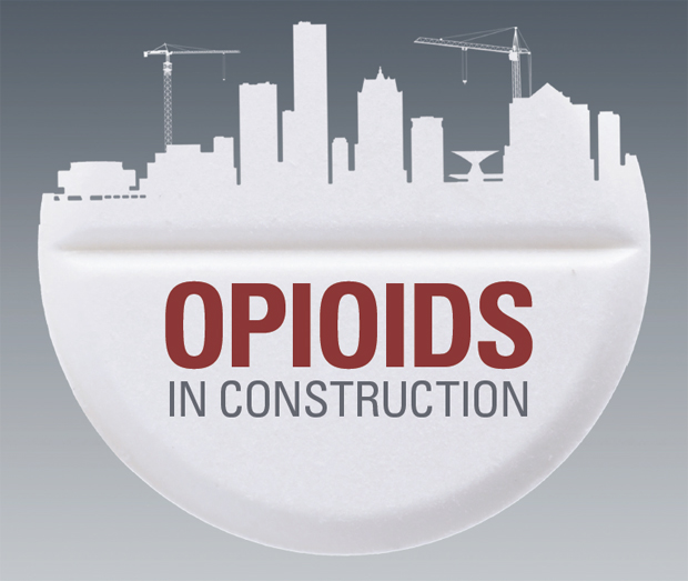 """Featured image for """"New Study Links Opioid Deaths to Workplace Injuries"""""""